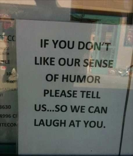 Essays about sense of humor