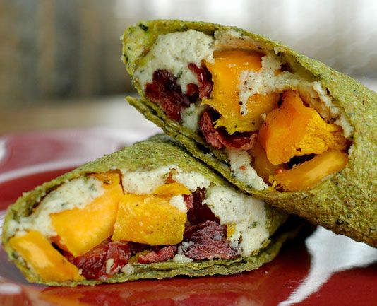 I'm seriously impressed with all the amazing raw food recipe's on this site! I can't wait to try some. This wrap in particular!