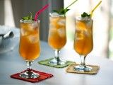 Cooking Channel serves up this Coney Island Iced Tea recipe from Michael Chiarello plus many other recipes at CookingChannelTV.com
