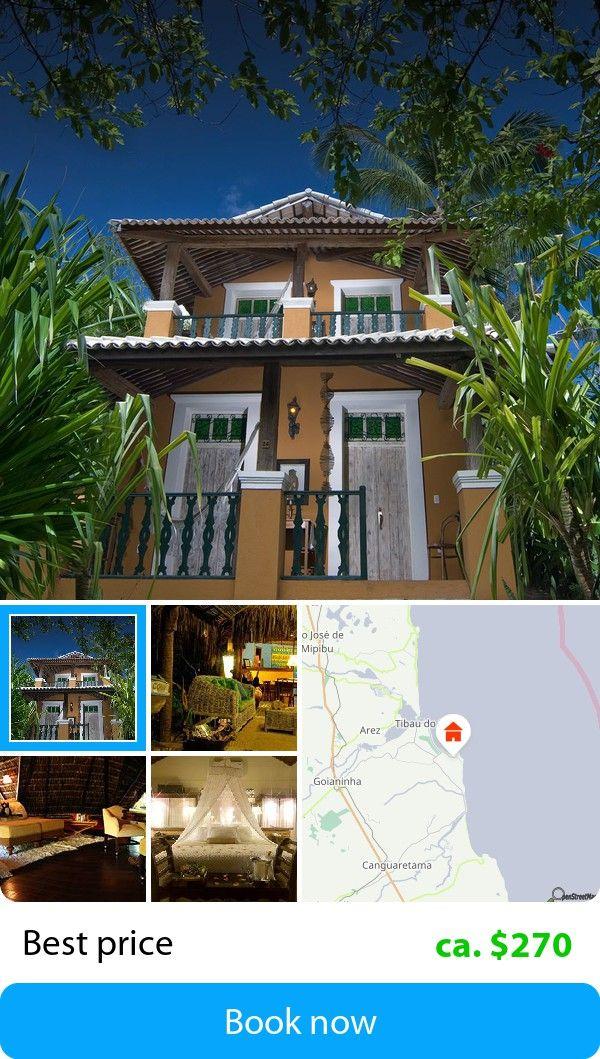Pousada Toca da Coruja (Tibau do Sul, Brazil) – Book this hotel at the cheapest price on sefibo.