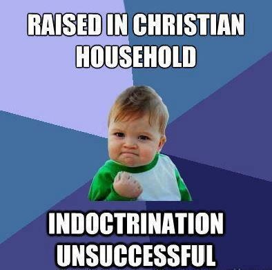 For all the christians who answered my question about evolution?