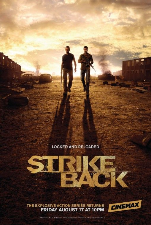 Strike Back (Cinemax)