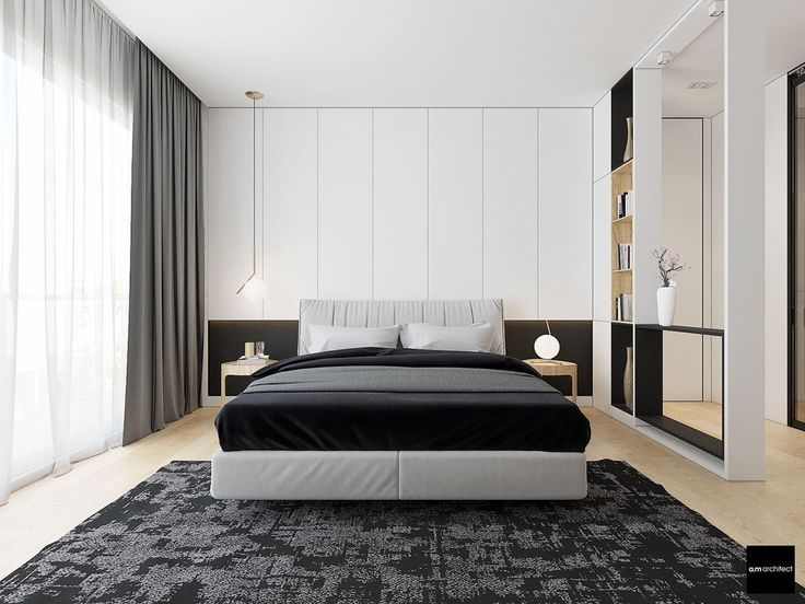 Monochromes are trending – but this is not the first time. Simple and classic, they add sophistication to any room, offering a suave style that is always in f