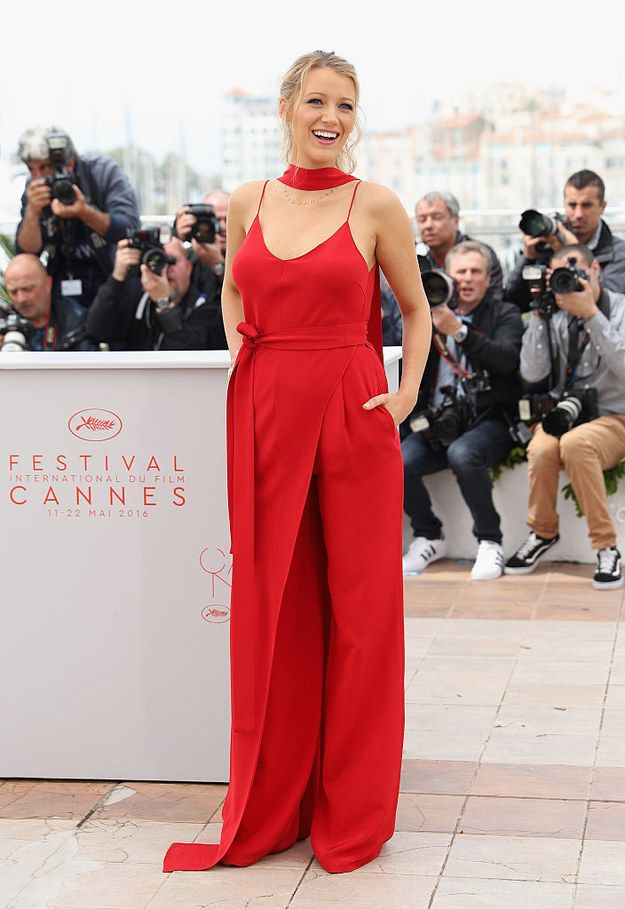 It's the opening day of the 2016 Cannes Film Festival in France and Blake Lively showed up looking like the perfect human goddess she is. | Literally Just 10 Pictures Of Blake Lively Looking Stunning At Cannes