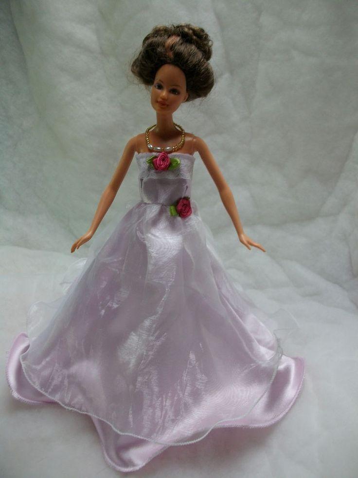 ber ideen zu barbie kleider auf pinterest puppenkleidung schnullertuch und n hen. Black Bedroom Furniture Sets. Home Design Ideas