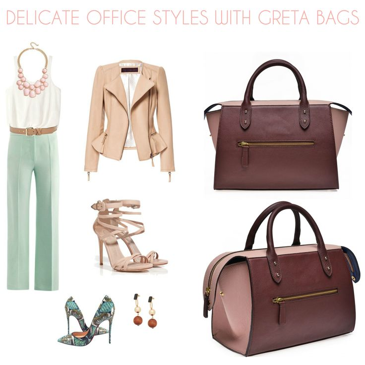 For a note of elegance and style accessories your office outfit with a big leather bag. Enjoy Wild Inga's discounts for the Greta Leather bag.