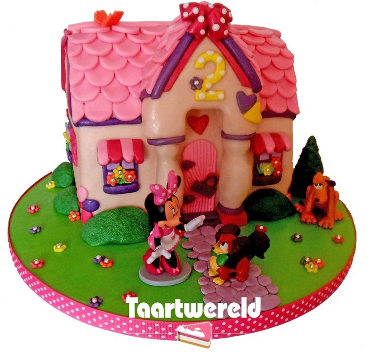 Birthday Cake For Little Girl Images