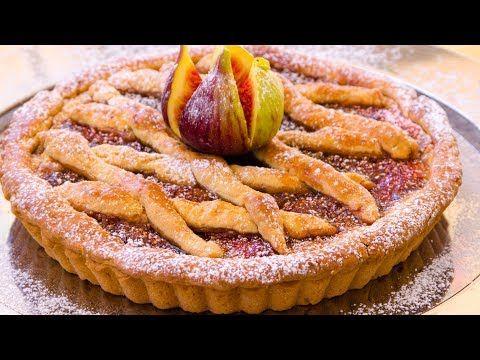 Πάστα Φλώρα - Τάρτα με μαρμελάδα. ΠΑΝΕΥΚΟΛΟ - YouTube
