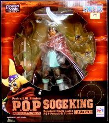 メガハウス P.O.P./ONEPIECE そげキング(ウソップ)/SOGEKING(USOPP)