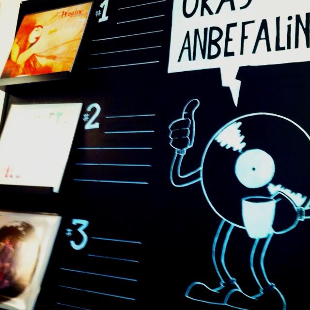 Backbeat Kaffe & Vinyl, Tromsø