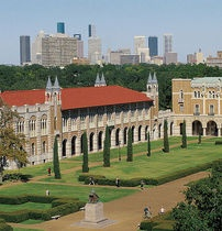 Rice University - Houston, Tx