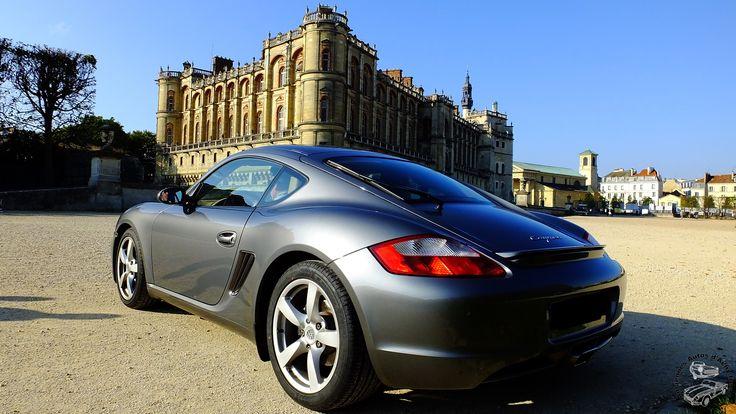 Porsche Cayman-Les virades de l'espoir