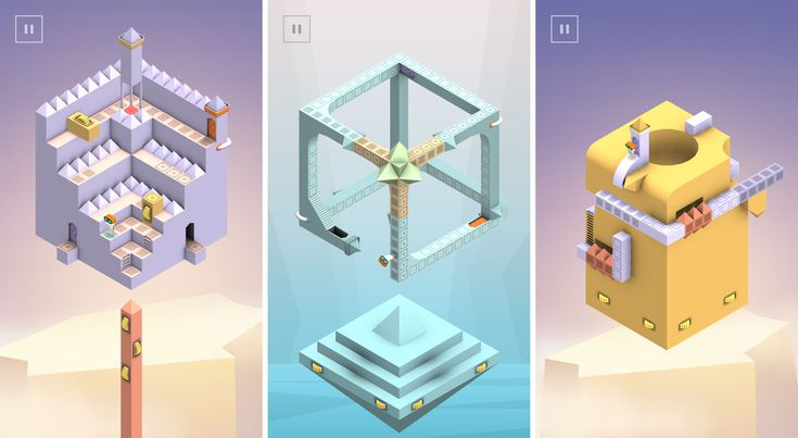 Evo Explores, le clone réussi de Monument Valley - http://www.frandroid.com/android/applications/jeux-android-applications/342914_evo-explores-le-bon-clone-de-monument-valley  #ApplicationsAndroid, #Jeux