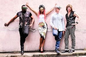 The Brand New Heavies at the Jazz Cafe Camden | Crumbs For Men