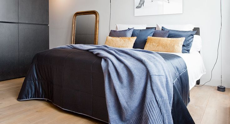 Mrs.Me home couture  Alter Ego collection  Bedroom Jean