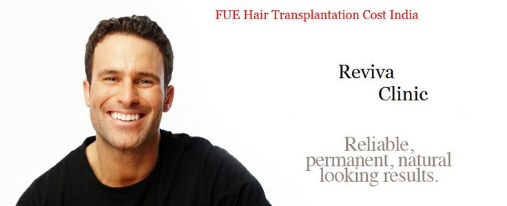 For Latest and good quality hair transplantation in India at cheapest price, consult Reviva clinic world class FUE hair transplantation facility in Chandigarh at very affordable price all over india.