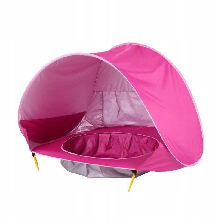 Namiot Plazowy Dla Dzieci Parawan Na Plaze Basen 8153067287 Oficjalne Archiwum Allegro Baby Beach Tent Baby Shade Tent Kids Tents