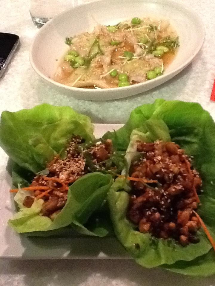 True Food Kitchen Edamame Dumpling Recipe