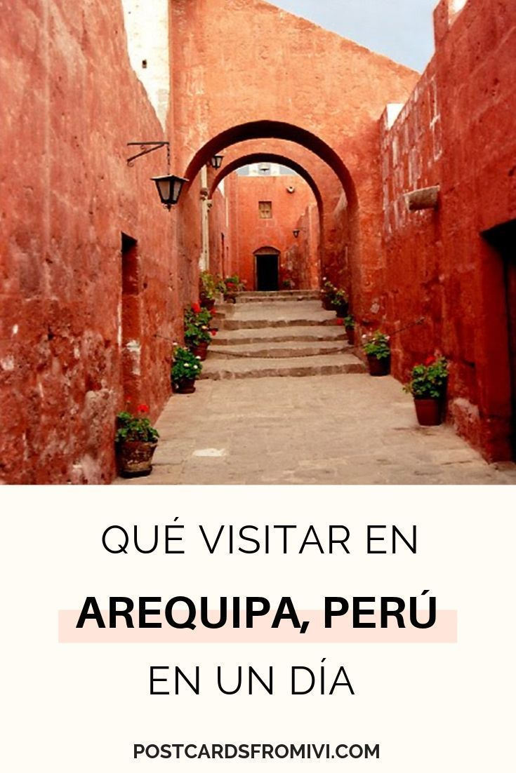 Things to do in Arequipa in one day - Peru's White City A guide with the best things to do in Arequipa in one day. Find out more about the city's main attractions, where to stay, tours from Arequipa and more. Travel Blog, Group Travel, Travel Advice, Travel Guides, Family Travel, Travel Tips, Budget Travel, Travel Hacks, Foodie Travel