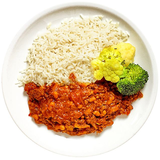 En mustig chili con carne värmer gott i vintermörkret. Servera gärna ris och lättkokta grönsaker som broccoli till.