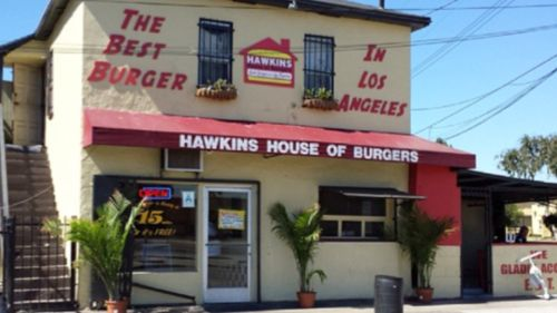 Through Watts Riots And Rodney King, Hawkins House Of Burgers Stands Strong  : Code Switch : NPR