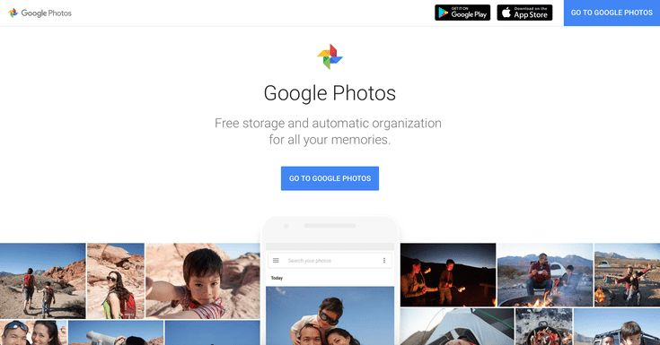The Top 11 Free Image Hosting Sites for Sharing Photos: Google Photos