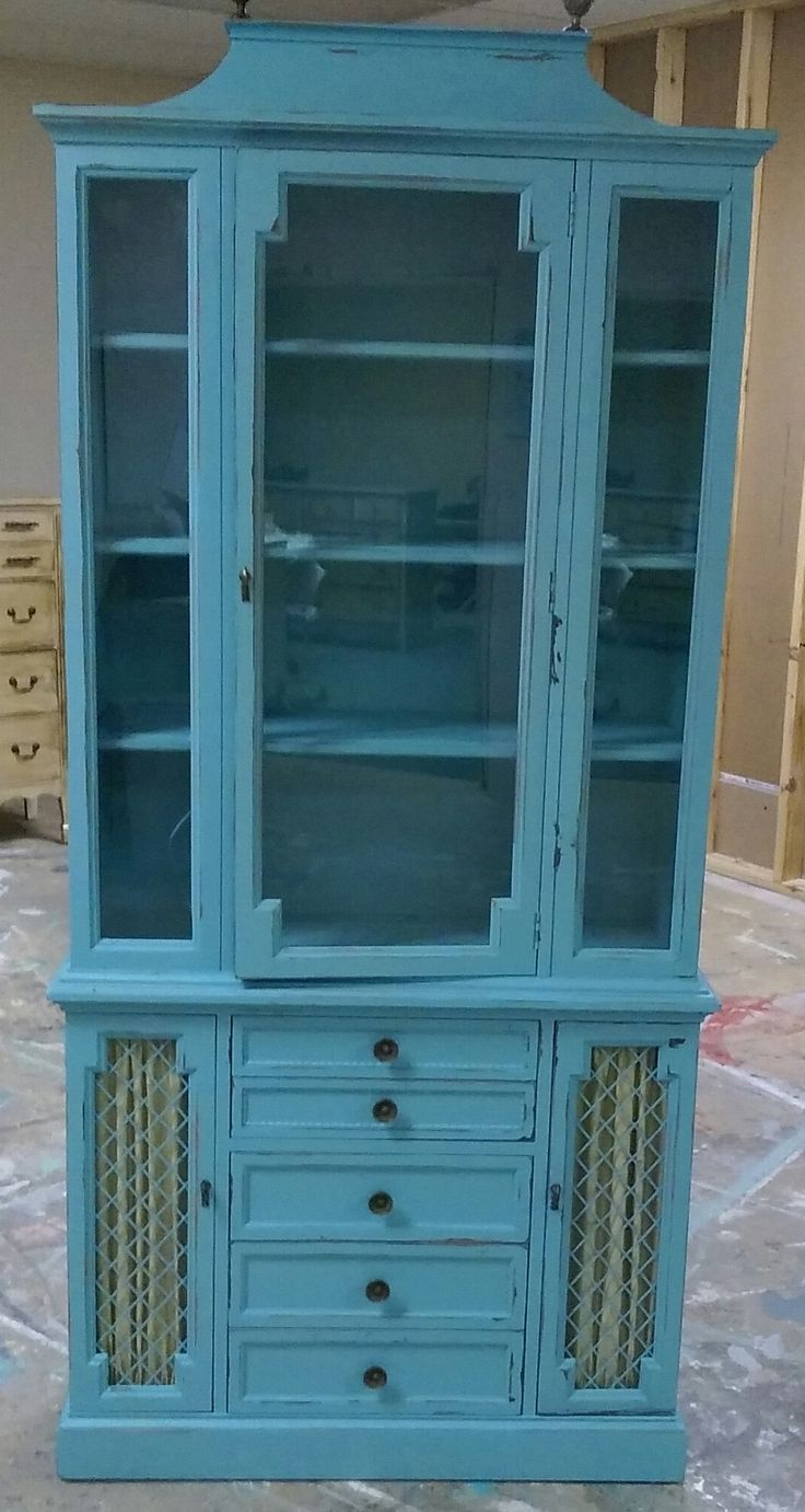 """Are you looking for that perfect piece to display your prized possessions? Maybe you need a bookcase? I think this one is perfect don't you think?  The dimensions are 36"""" L, 14"""" W, 78"""" H. SOLD!! For $300"""
