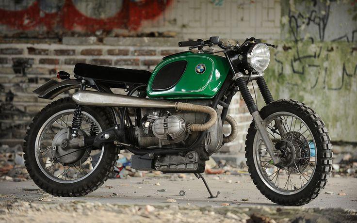 """BMW R100/7 """"De Roble"""" von La Raiz Motorcycles"""