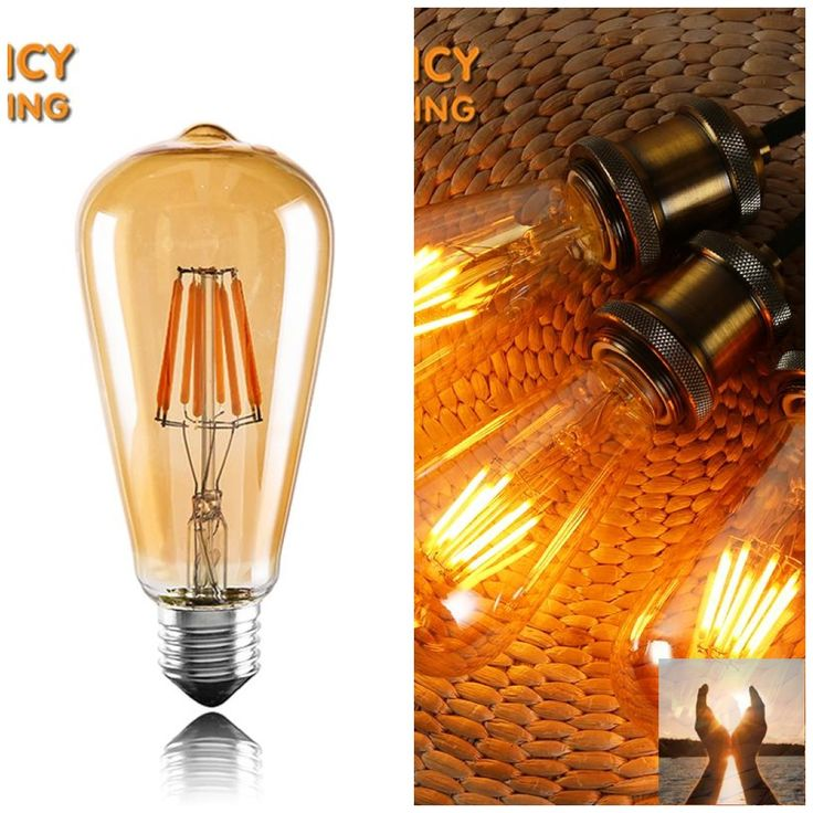 #CO2  #ClimateChange, #SaveEnergy #SaveMoney #EcoFriendly #Reforestation    This beautiful antique style #LED bulb (warm light) uses a small fraction of the energy that a conventional incandescent bulb uses.    In addition, with every set of two eco-friendly bulbs ordered, we will plant a tree to provide a home for endangered species and sink #CO2 in the atmosphere for #ClimateAction.     Thank-you for caring to #BeTheChange.❤️️