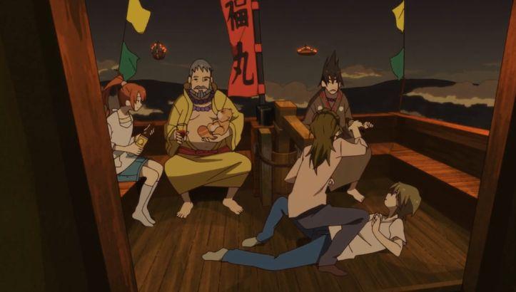 Shimogamo family used to be
