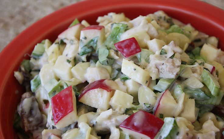 California Chicken Salad with Pink Lady® Apple | Pink Lady America