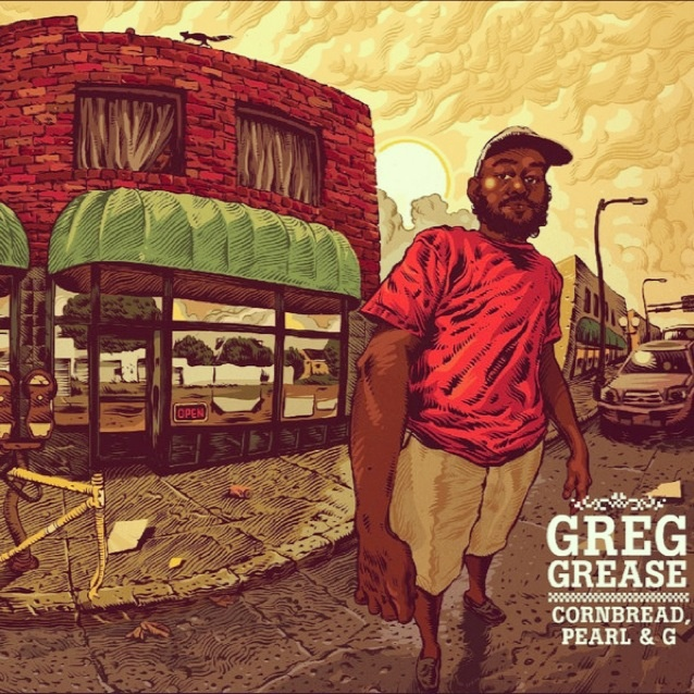 Greg Grease - Cornbread, Pearl and G