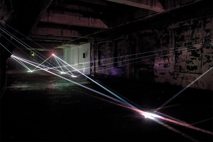 10 Years Of Mind-Bending Installations With United Visual Artists | The Creators Project