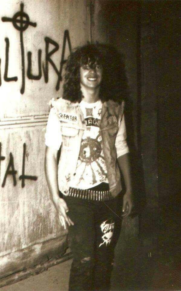Igor Cavalera of Sepultura