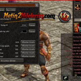 Metin2 Pvp Server Edit İtem Yapma Hilesi