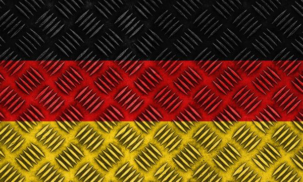 turkish german flag
