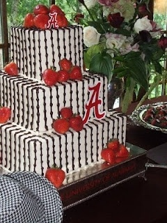 Bama Cake - Roll Tide