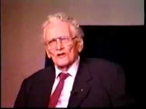 ▶ Manly Hall - The Search for the Essential Meaning of Life - YouTube