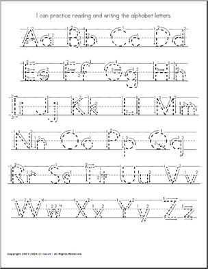 handwriting letter dotted practice google search handwriting pinterest a z fonts and style. Black Bedroom Furniture Sets. Home Design Ideas