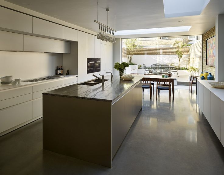 Contemporary Dream Kitchens 74 best b3 bulthaupkitchen architecture images on pinterest