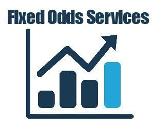 Fixed odds trading strategies