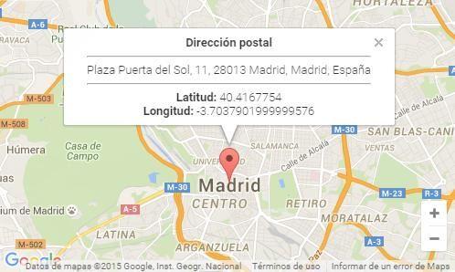 Este servicio le permitirá averiguar la dirección postal y física, incluyendo las coordenadas geográficas de cualquier localización en el mapa mundial - http://mapszoom.com/es/postal-address.php sólo tiene que especificar la ubicación en el mapa del mundo y obtendrá datos precisos.  Si te gusta viajar a los países del mundo, entonces este servicio - http://mapszoom.com/es/panorama.php no te dejará indiferente, puede navegar a través de todas las ciudades del mundo gracias a este servicio…