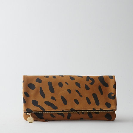 Foldover Clutch by Clare Vivier at Steven Alan