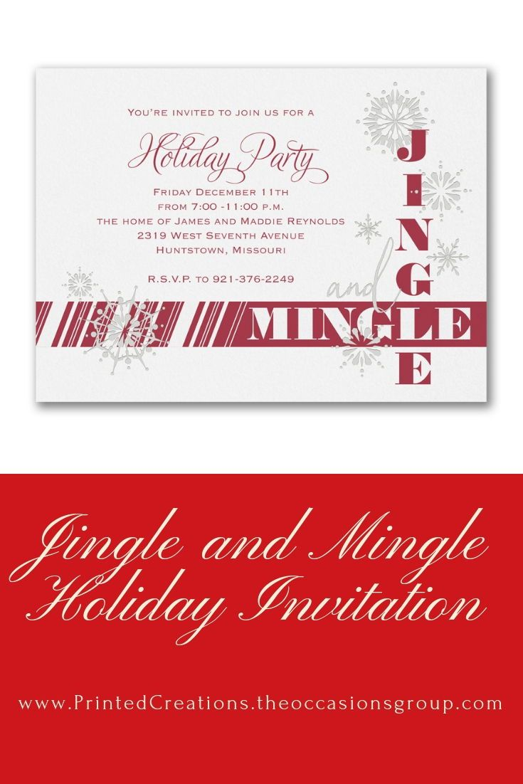 Create excitement for your holiday party with unique Christmas ...