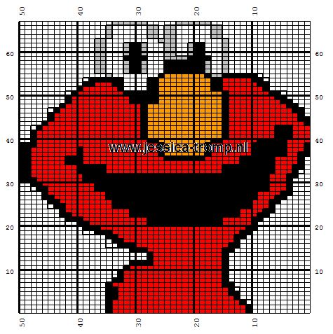 breien kinder telpatronen children's knit color charts (2)