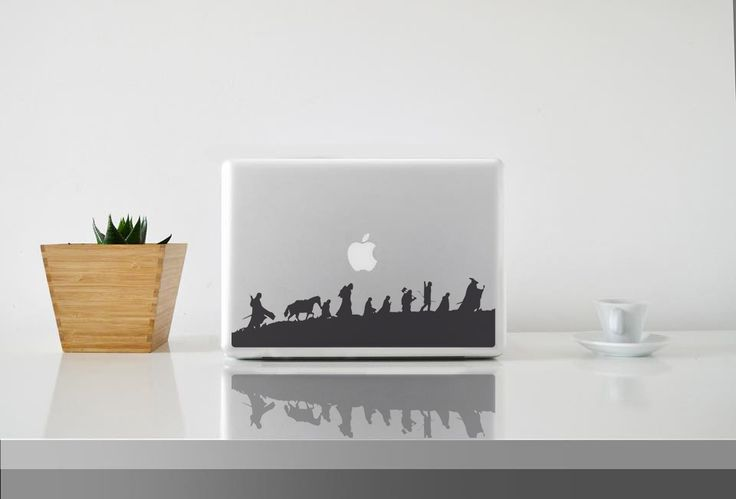 Lord of the Rings || MacBook sticker || our online store: www.etsy.com/it/shop/PasteITsticker || our facebook page: https://www.facebook.com/pasteit.it || #pasteit #sticker #stickers #macbook #apple #blackandwhite #art #drawing #custom #customize #diy #decoration #illustration #design #technology #computer #pc #censored #concept #idea #tiny #minimalist #decal #skin #cover #laptop #movie #quote #character #silhouette #lordoftherings #fellowshipoftherings #lotr #hobbit