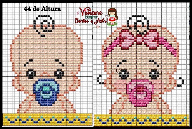 Viviane Pontos e Art's: Bebezinhos lindinhos