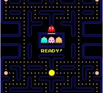 Play Pac-Man game online free including Arcade games. Pac Man Game Description Pac Man a classic arcade game is fun for all ages. Guide Pac-Man through the maze eating pac-dots and fruit. You must avoid the fo