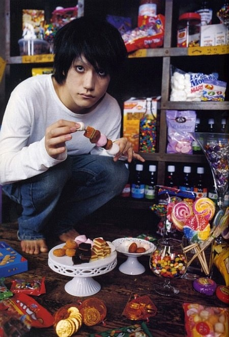 Death note L/Kenichi Matsuyama