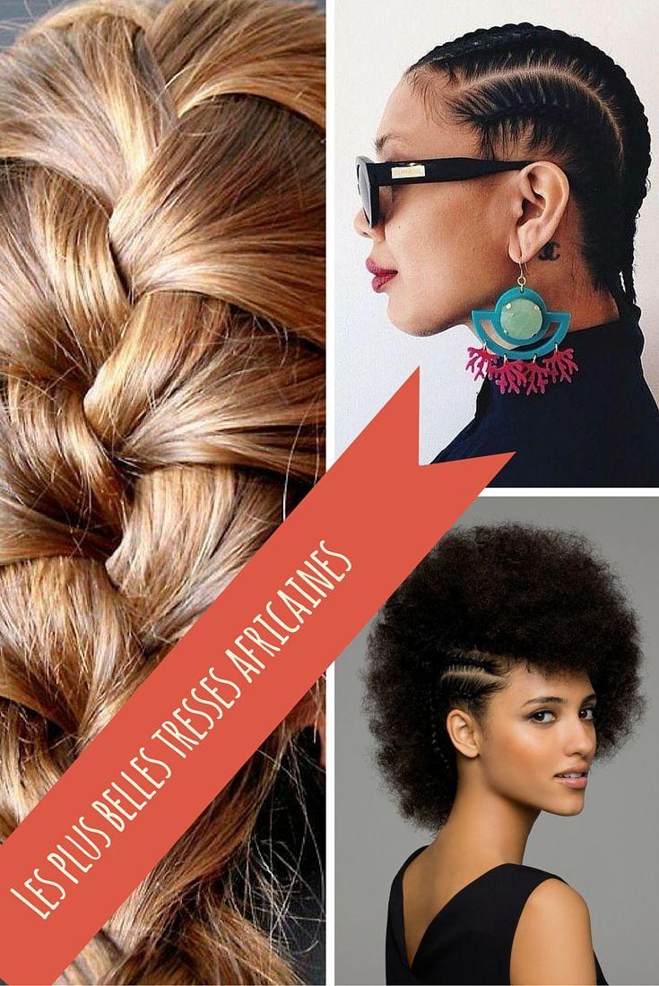 Tresse africaine : LA coiffure qui matche avec tous les styles.